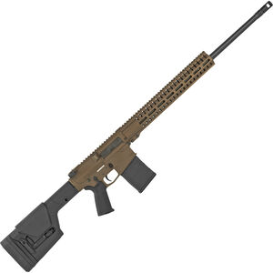 "CMMG Endeavor Mk3 300 Series 6.5 Creedmoor AR Style Semi Auto Rifle 24"" Barrel 20 Rounds CMMG RML15 M-LOK Hand Guard Magpul Pistol Grip/Stock Midnight Bronze"