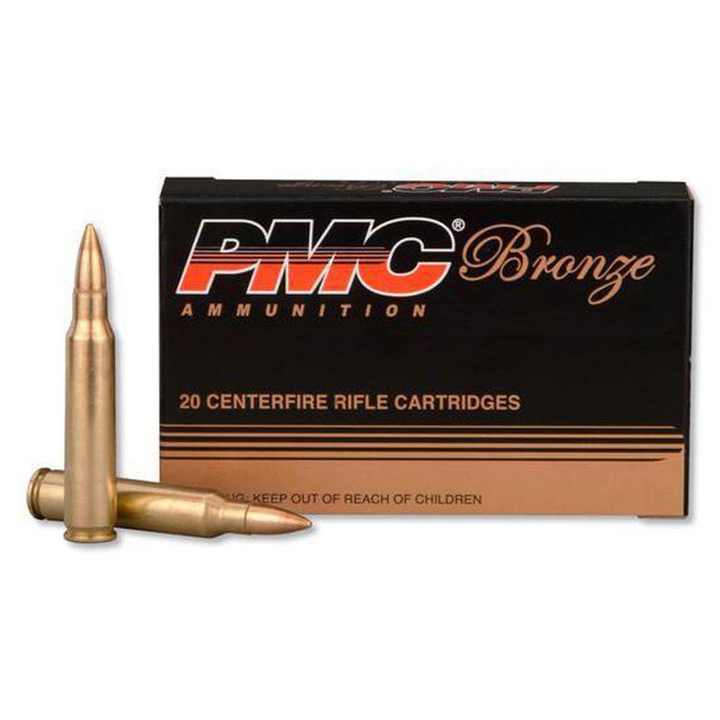PMC Bronze .223 Rem Ammunition 55 Grain FMJ 2900 fps