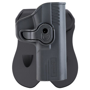 Caldwell Tac Ops S&W .380 Bodyguard Paddle Retention Holster Polymer Right Hand Black 110061