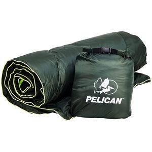 Pelican Outdoor Civilian Woobie Blanket With Stuff Sack, Black