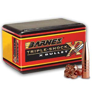 Barnes .25 Caliber Bullet 50 Projectiles TSX BT 100 Grain
