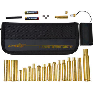 AimSHOT Red Laser Boresight Master Rifle Kit KT-MASTER-RED