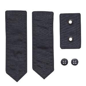 Tru-Spec Epaulet/Badge Tab Kit Navy 1148006