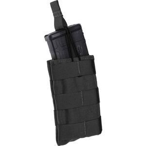 Tac Shield AR-15/M4/M-16 Single Magazine MOLLE Pouch Nylon Black T3506BK