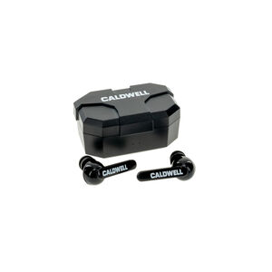 Caldwell E-Max Shadows Bluetooth Rechargeable Wireless Ear Plugs With Case 1102673