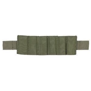 Fox Outdoor Tactical Shotgun Shell Strips Olive Drab
