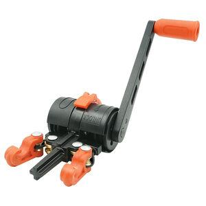 Rocky Mountain Quite Crank Crossbow Cocking Device Black w/Orange Accents