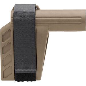 SB Tactical SBX-K AR-15 Pistol Stabilizing Brace Polymer Flat Dark Earth