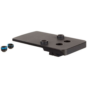 Trijicon RMR CC Dovetail Mount for Kimber Micro 9 Pistols Black