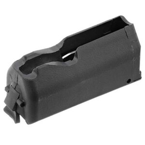 Ruger American Rifle Short Action Rotary Magazine 4 Rounds Polymer Construction Matte Black Finish