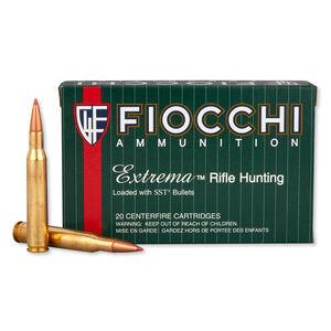 FIOCCHI .270 Winchester Ammunition 20 Rounds Hornady SST 150 Grains 270HSB