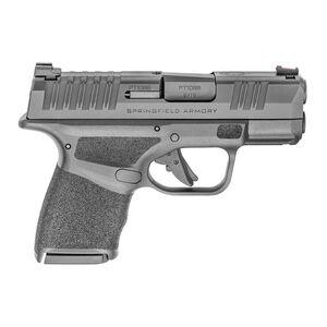 "Springfield Armory HELLCAT 9mm Semi Auto Pistol 3"" Barrel 11 Rounds Black Fiber Optic Sight"
