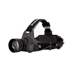 Predator Tactics Lantern Headlamp LED Red Light Matte Black