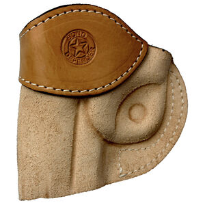 Bond Arms BAJ Inside the Waistband Holster Right Hand Draw Leather Tan