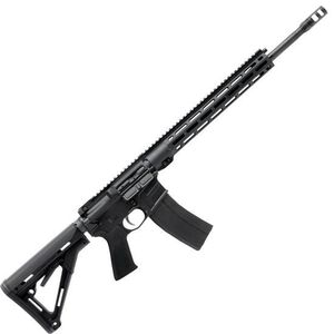 "Savage Arms MSR 15 Recon LRP AR-15 Semi Auto Rifle .224 Valkyrie 25 Rounds 18"" Barrel 2 Stage Trigger Free Float Hand Guard Hogue Pistol Grip/Stock Matte Black"
