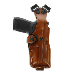 Galco VHS 3.0 Holster Component for Beretta 92 Ambi Leather Tan