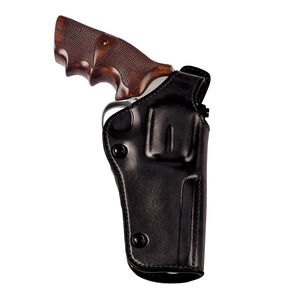 "Galco Phonex Belt Holster for Smith & Wesson N Frame 6"" Barrel Right Hand Leather Black"