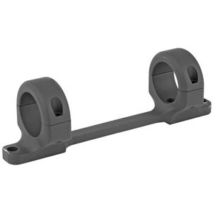 "DNZ Products Game Reaper Single Piece Scope Mount For Tikka T3/T3X 1"" Low Aluminum Black 14550"