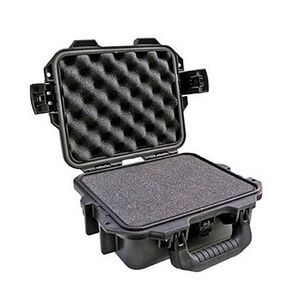 "9.5"" Single Pistol Case Warranty Black"
