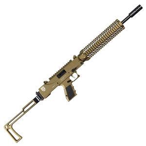 "MPA Defender 9mm 16"" Barrel 17 Rounds Burnt Bronze"