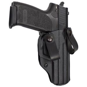 Blade Tech Nano IWB Holster For GLOCK 26/27/33 Right Hand Polymer Black HOLX000394611604