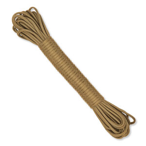 5IVE Star 550 Paracord Seven Strand 50 Feet Coyote