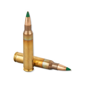 20 Round Bag of Mixed .223/5.56 NATO SS109 Green Tip Brass Case Ammunition  - Special Offer AS IS Not Returnable