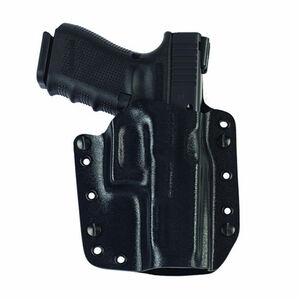 Galco Corvus S&W M&P Compact 9/40 Belt/Inside Waistband Holster Kydex Right Hand Black CVS474
