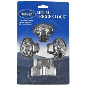 DAC Gunmaster Metal Keyed Trigger Lock 3-Pack