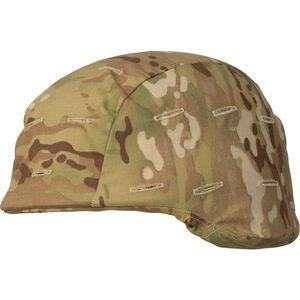 TRU-SPEC MICH/ACH Helmet Cover 50/50 NyCo Ripstop S/M Multicam