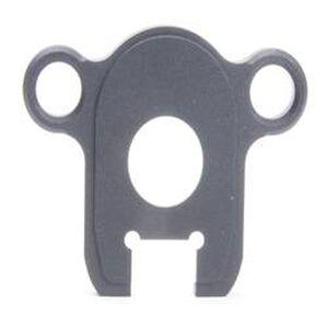 ProMag Remington 870 Ambidextrous Single Point Sling Adaptor Plate Aluminum Black