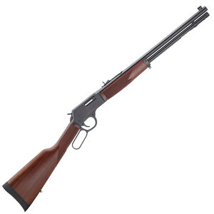 "Henry Big Boy Steel Lever Action Rifle .38 Special/.357 Magnum 20"" Round Barrel 10 Rounds Steel Receiver Standard Lever American Walnut Stock Blued Barrel"