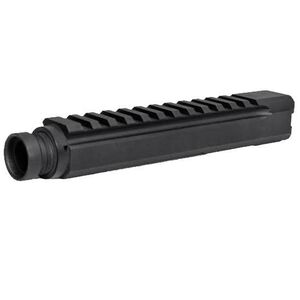 Troy Industries AK47/AK74 Picatinny Rail Gas Tube Stamped/Milled Receivers Aluminum Hardcoat Anodized Black SRAI-AK1-T0BT-00