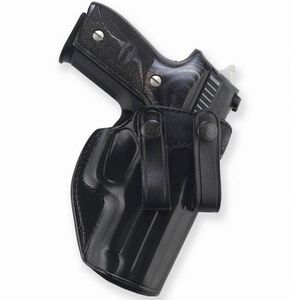 Galco Summer Comfort HK USP 9/40 Inside Waistband Holster Right Hand Leather Black SUM292B