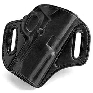 Galco Concealable Belt Holster Sig P220/226 Right Hand Leather Black CON248B