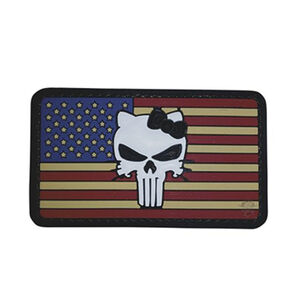 5ive Star Gear PVC Morale Patch Vintage Tactical Kitty Flag