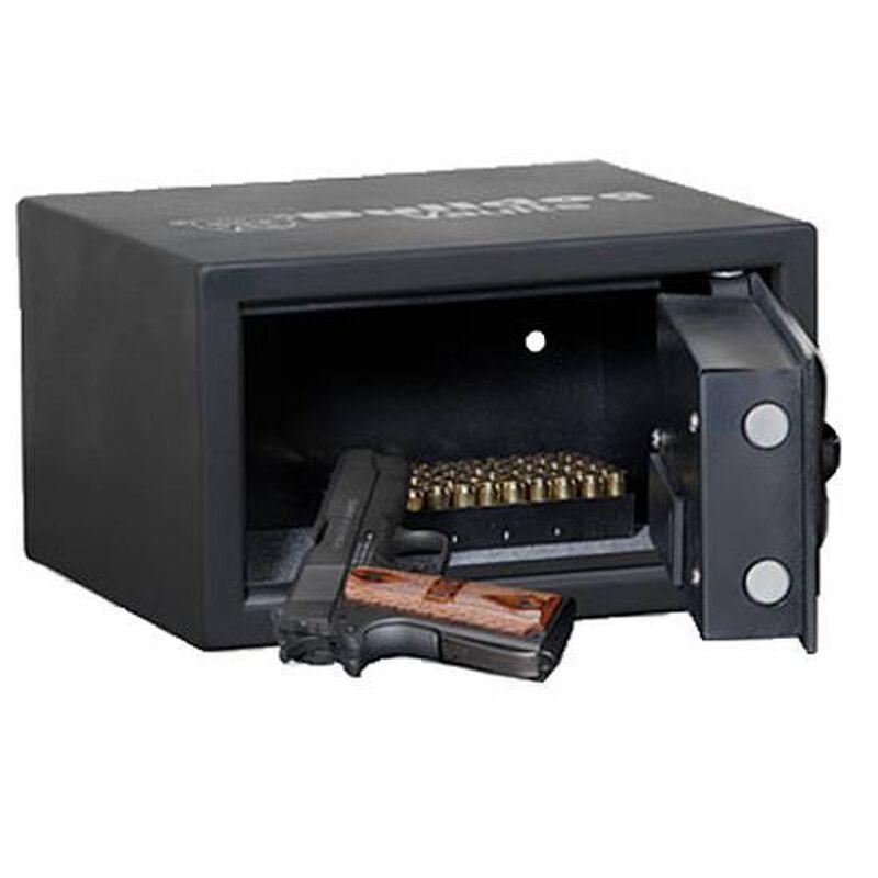 Bulldog Cases Standard Digital Pistol Vault Heavy Duty Steel 12 Digit Key Pad Black BD1050