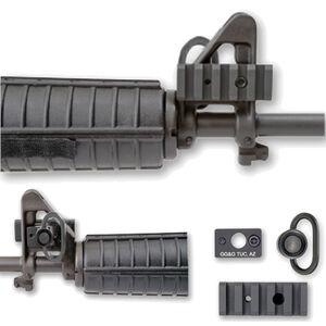 "GG&G Quick Detach ""Slic Thing"" QD Sling/Light Combo Mount Heavy Duty QD Swivel Aluminum Anodized Matte Black"