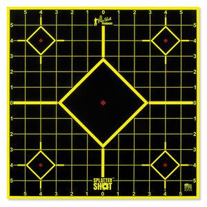 """Pro-Shot Splatter Shot 12"""" Square Sight In Target"""