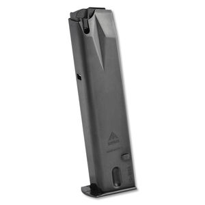 Mec-Gar Ruger P Series Extended Magazine 9mm Luger 20 Rounds Steel Blued MGRP8520B