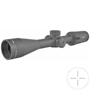 Trijicon Credo 3-9x40 Riflescope With Green Standard Duplex Reticle MOA Adjustment 1 Inch Tube Black
