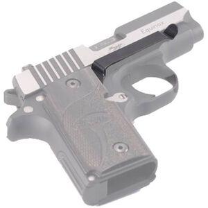 Techna Clip Retention Belt Clip SIG P238 Right Hand Steel Black P238-BR
