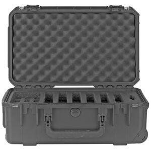 SKB iSeries 2011-7B Six Handgun Case Polymer Black