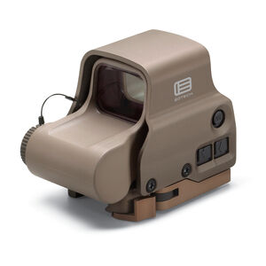 EOTech EXPS3 Red Dot Sight Two 1 MOA Dots/68 MOA Ring Night Vision Compatible Tan EXPS3-2TAN