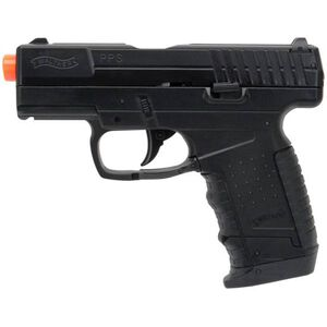 Umarex USA, Walther PPS CO2 Power Airsoft Pistol, Metal, Black