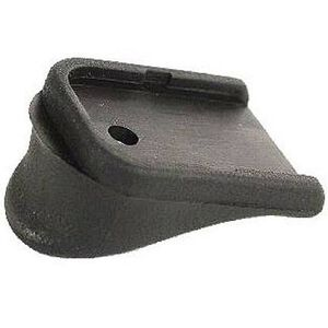 Pearce Grip Extension For GLOCK 26/27/33/39 Plus Zero Polymer Black PG-26