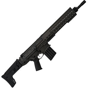 "DRD Tactical Paratus 6.5 Creedmoor AR308 Semi-Auto Rifle 16"" Barrel 20 Rounds Optics Ready Folding Stock Black Finish"
