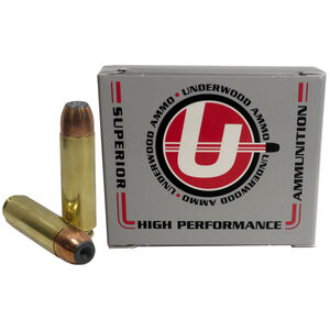 Underwood Ammo .50 Beowulf Ammunition 20 Rounds 325 Grain Bonded Core JHP 1870fps