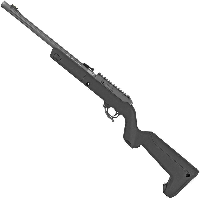"Tactical Solutions X-Ring Takedown VR .22 LR Semi Auto Rifle 16.5"" Threaded Barrel 10 Rounds Black Stock Gun Metal Gray Finish"