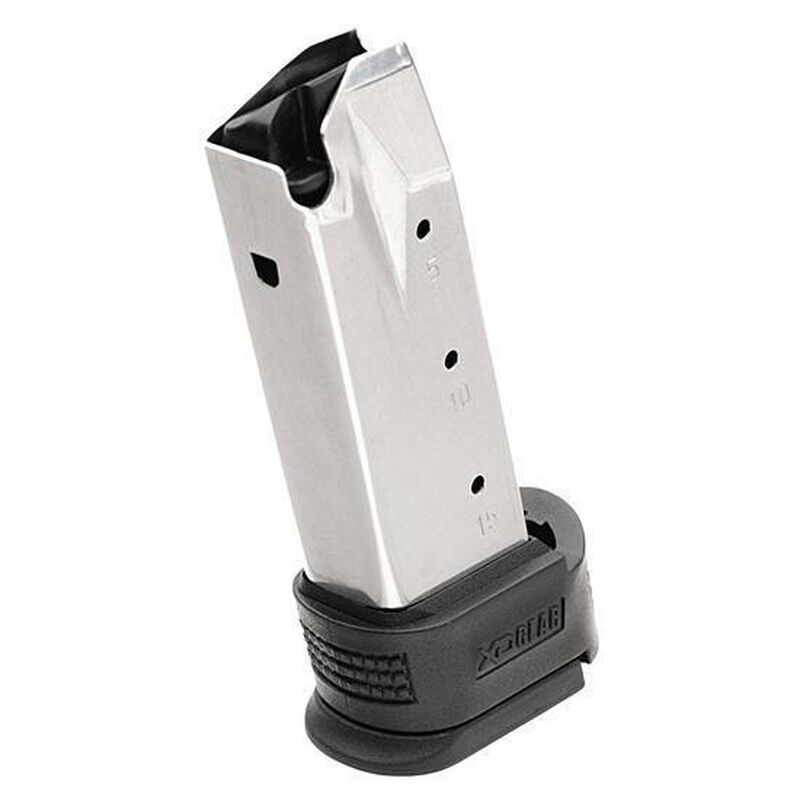 Springfield XD Compact Magazine .45 ACP 13 Rounds Grip X-Tension Stainless Steel XD4546